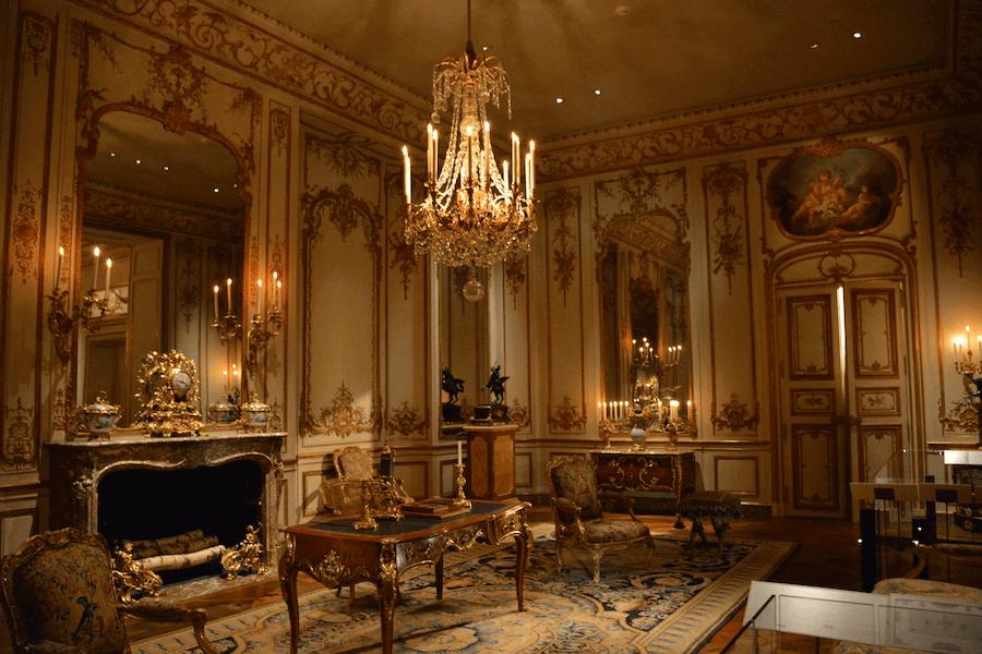 5 Sterne Suite