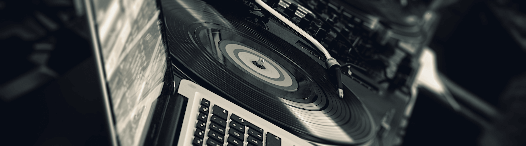 Musik Mischpult