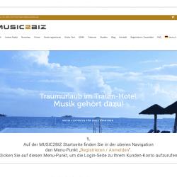 1 Startseite MUSIC2BIZ
