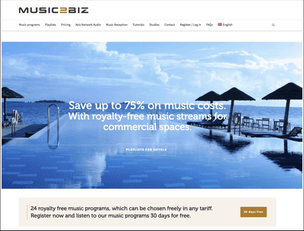 1 music2biz-home-page