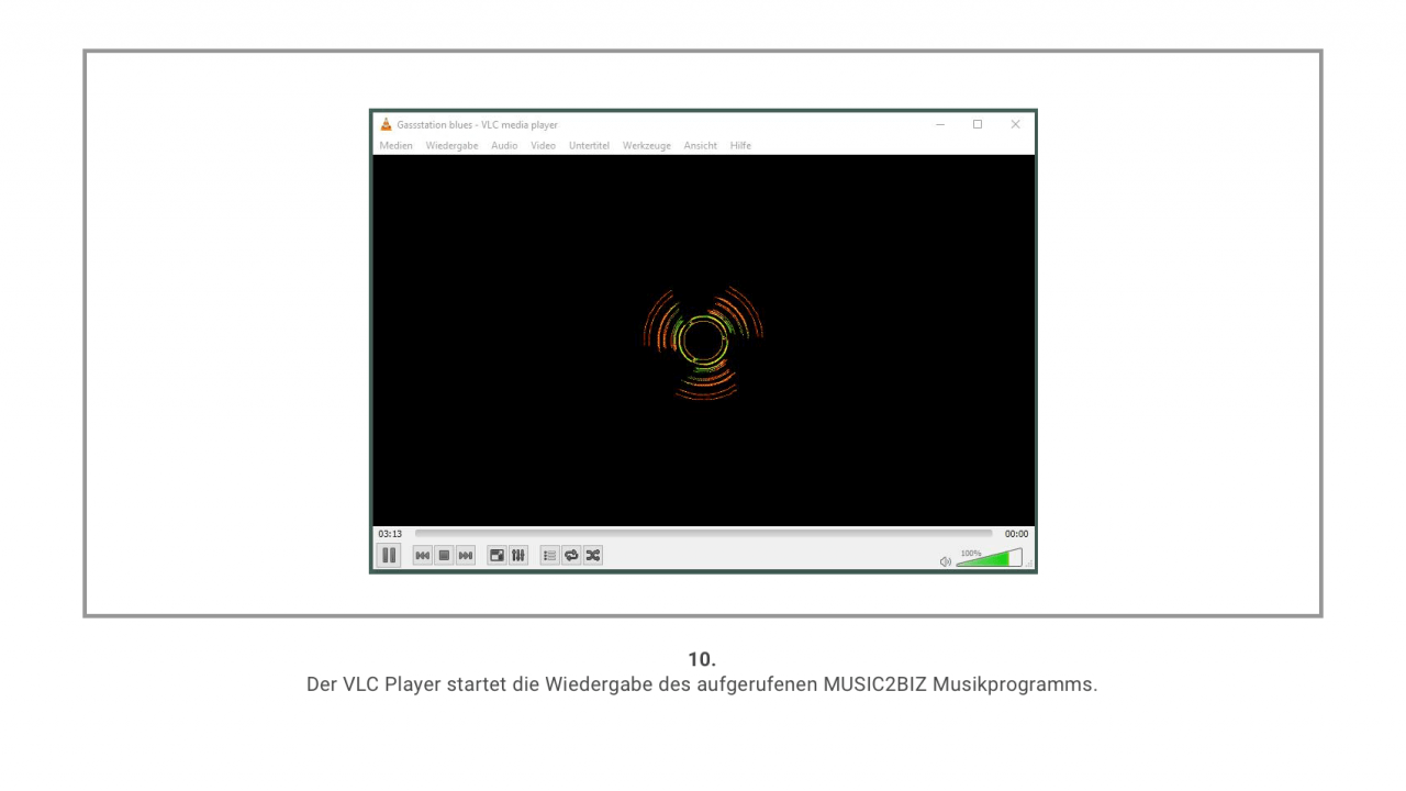 VLC Player Screenshot 10