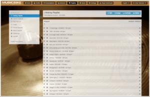 10 kundenkonto playlistenverwaltung 1