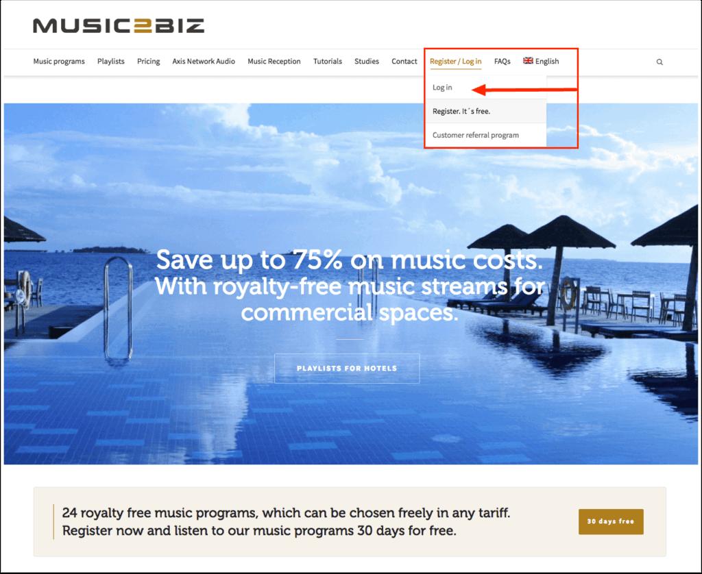 2 visit-customer-login-page