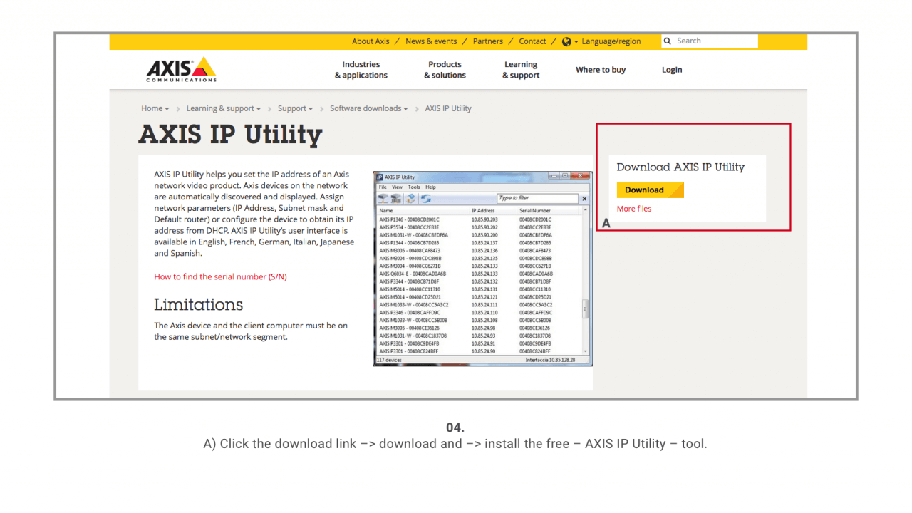4 Axis Utility Downloadpage
