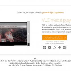 VLC Player Screenshot 5