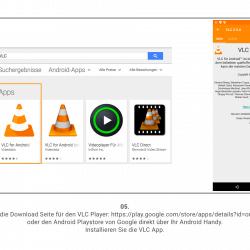 5 VLC Player Downloadseiten