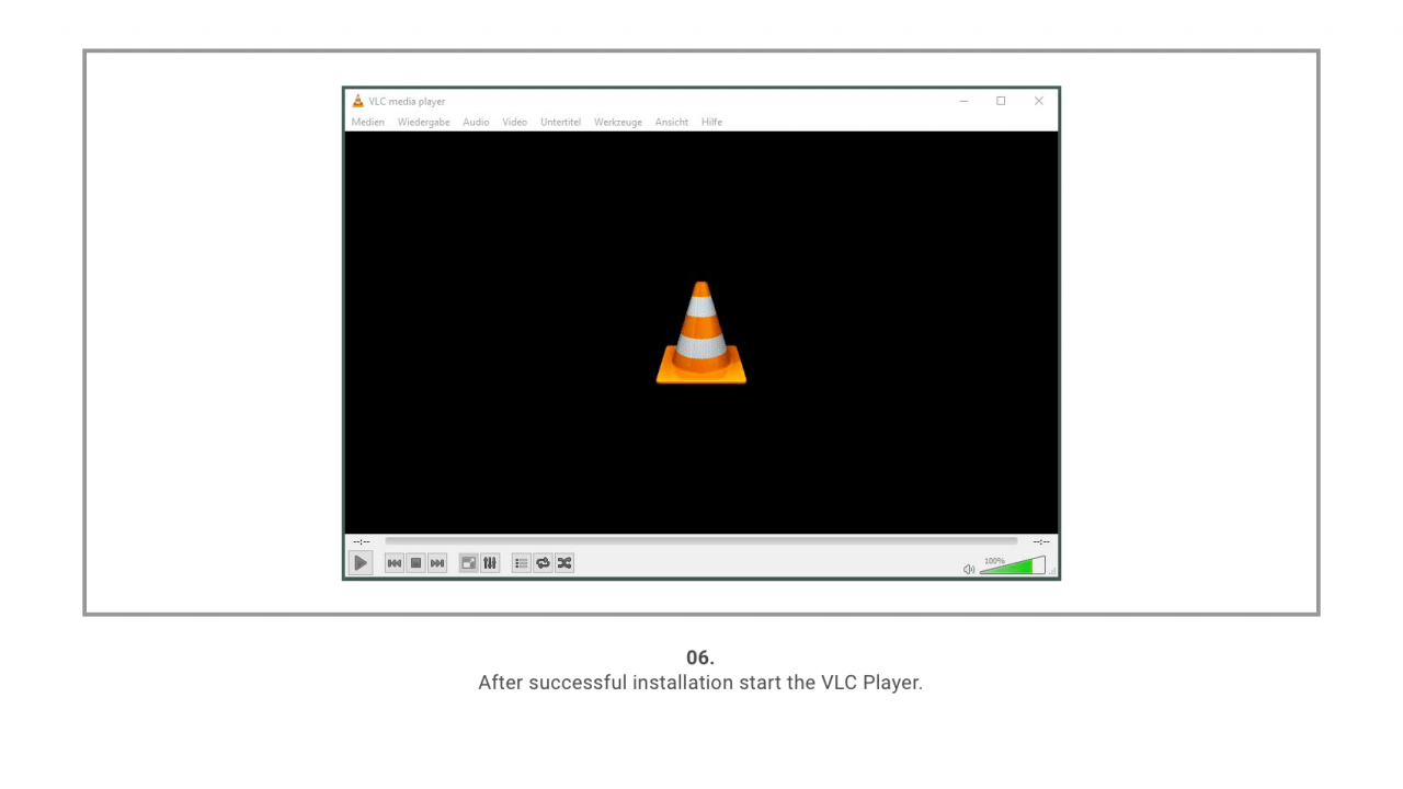 VLC Player Screenshot EN 6