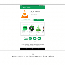 6 Mobiler VLC Player auf Android