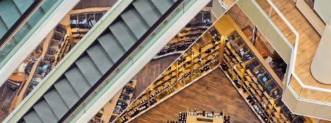 Einkaufscenter tinified