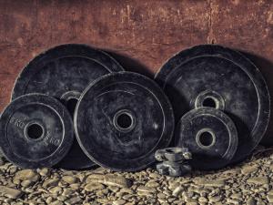 Musik fuer Sport Fitness Gewichte 1280x960