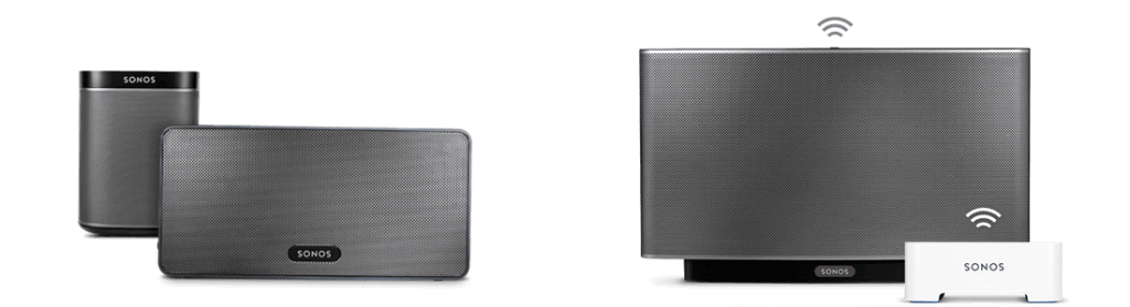 Sonos WLAN Speakers