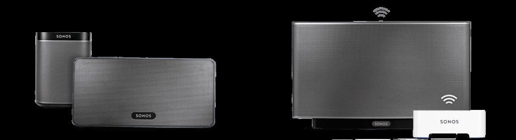Sonos WLAN Speakers
