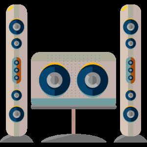 Sonos speaker icon