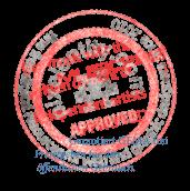 GEMA stamp