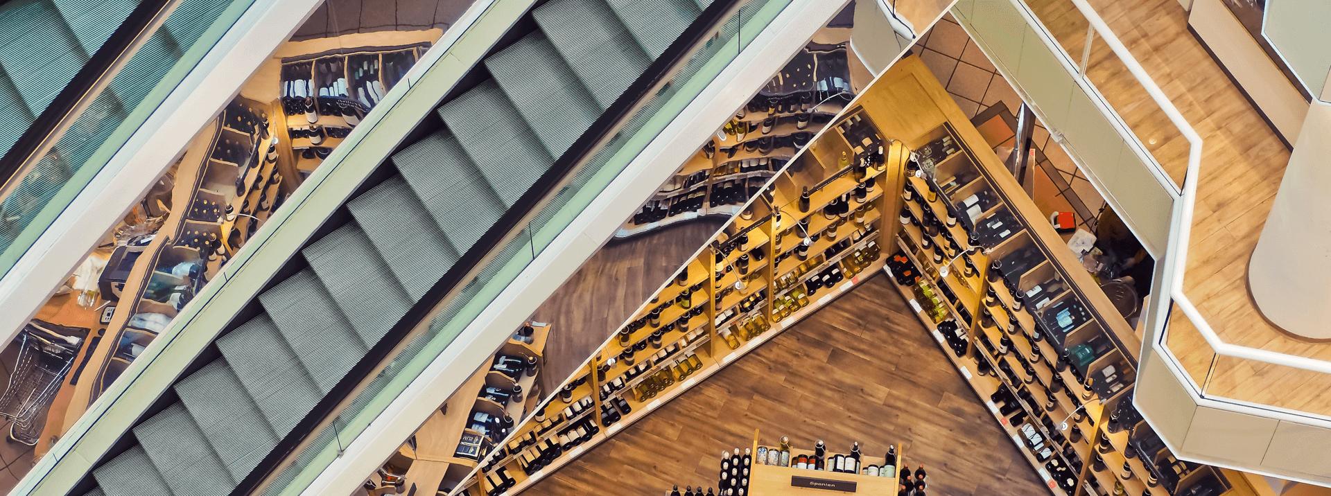 Musik fuer Einkaufscenter