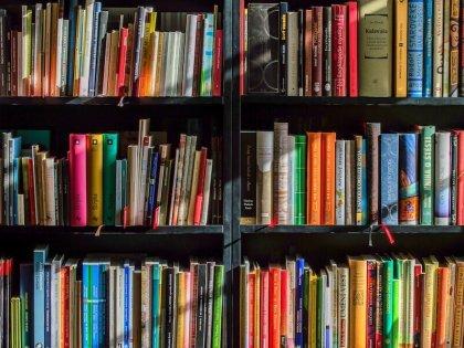 Musik für Buchhandlungen und Antiquariate