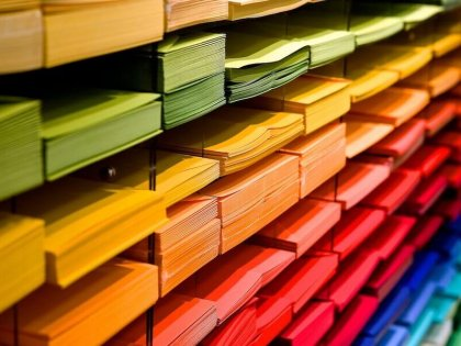 Music for stationary and office supplies
