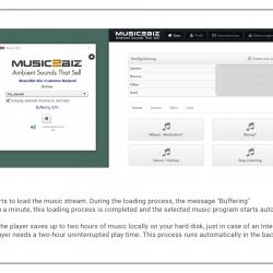 MUSIC2BIZ player installation step 10