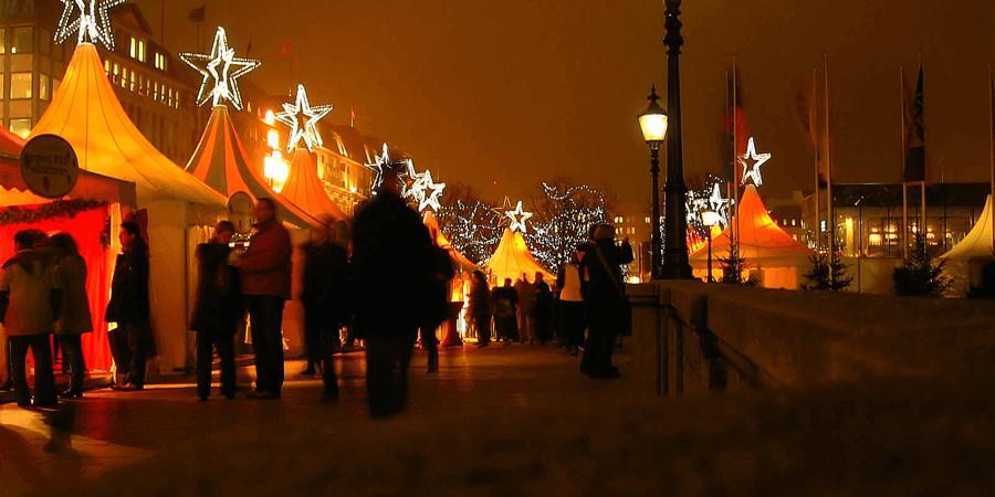 Weihnachtsmarktmusik
