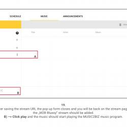 19 Axis Stream wurde zur Playliste hinzugefügt