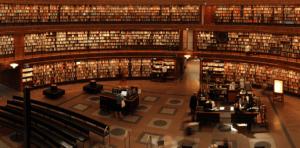 große Buchhandlung