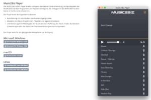 Player download DE