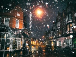 Weihnachtsmusik für Ladengeschäfte – Mit der richtigen Musik Kunden gewinnen