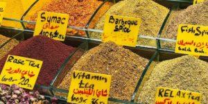 Empfangstechnik spice variety
