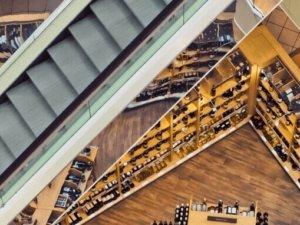 Playlisten Beispiele: Einkaufscenter