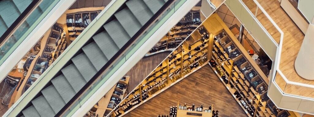 Page header Einkaufscenter