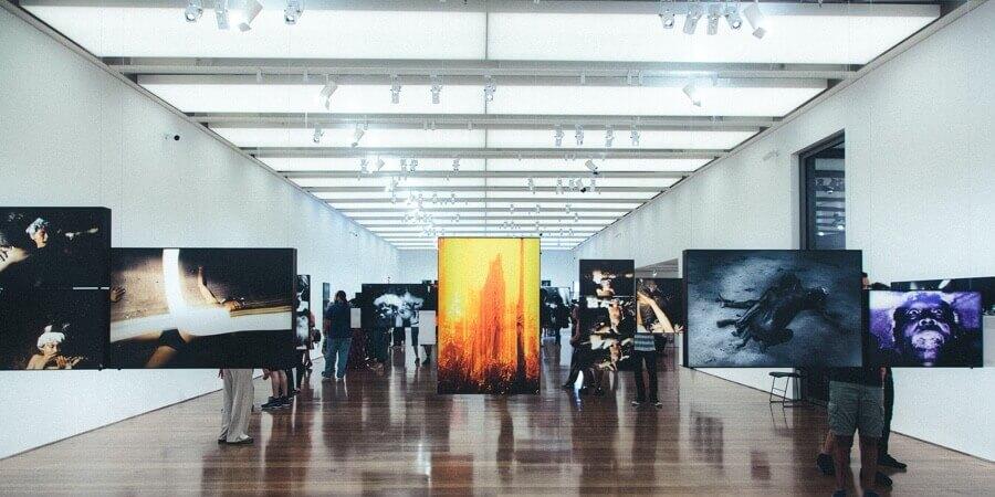 Kunst-Ausstellung