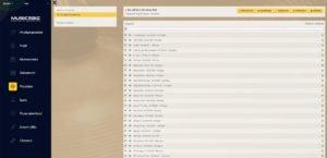 Playlistpage DE
