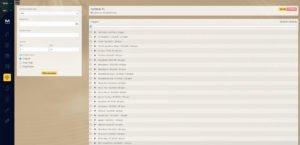Playlistpage Filter DE