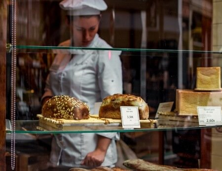 Bäckerei Musik1